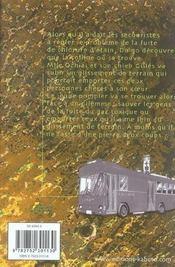 Daigo, Soldat Du Feu T.13 - 4ème de couverture - Format classique