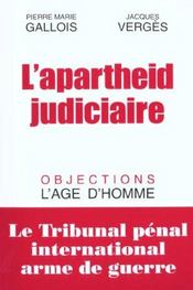 La Justice Des Forbans - Intérieur - Format classique