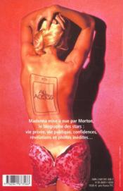 Madonna - 4ème de couverture - Format classique