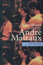 Le cinéma selon André Malraux - Intérieur - Format classique