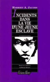 Incidents dans la vie d'une jeune esclave - Couverture - Format classique