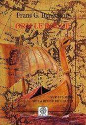 Orm le rouge t.1 ; sur les mers de la route de l'ouest - Couverture - Format classique
