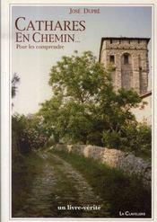 Cathares En Chemin - Intérieur - Format classique