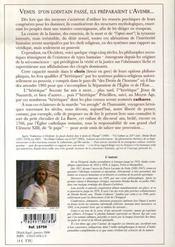 Cathares En Chemin - 4ème de couverture - Format classique