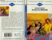 Au Dela Du Mensonge - Between Two Loves - Couverture - Format classique