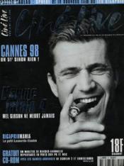 CINE LIVE - N° 13 - L'ARME FATALE 4: Mel GIBSON ne meurt jamais - Couverture - Format classique