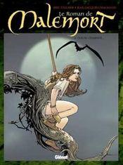 Le roman de Malemort t.6 ; toute l'éternité - Intérieur - Format classique