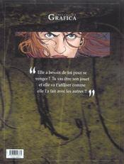 Le roman de Malemort t.6 ; toute l'éternité - 4ème de couverture - Format classique