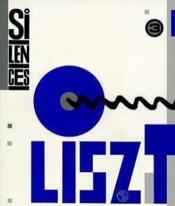 Silences N 3 : Franz Liszt - Couverture - Format classique