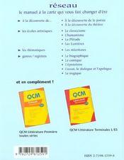 Les Nouvelles Epreuves Anticipees De Francais Par L'Exemple 2e Edition - 4ème de couverture - Format classique