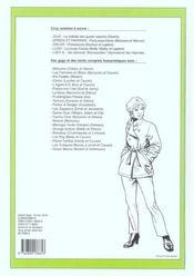 Recueil spirou t.279 - 4ème de couverture - Format classique
