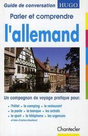 Parler Et Comprendre L'Allemand - Intérieur - Format classique