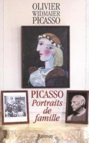 Picasso ; Portraits De Famille - Couverture - Format classique