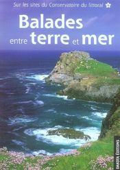 Balades entre terre et mer sur les sites du conservatoire du littoral - Intérieur - Format classique