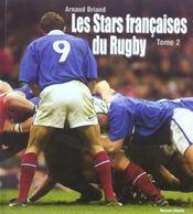 Les stars francaises de rugby t.2 - Intérieur - Format classique