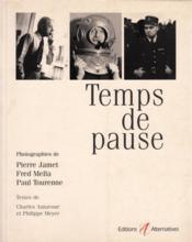 Temps De Pause - Couverture - Format classique