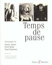 Temps De Pause - Intérieur - Format classique