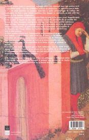 La Beaute Selon Saint Augustin - 4ème de couverture - Format classique