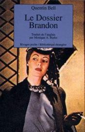 Le Dossier Brandon - Couverture - Format classique