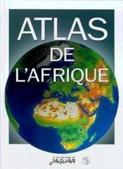 Atlas De L'Afrique - Couverture - Format classique