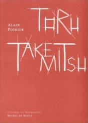 Toru Takemitsu - Couverture - Format classique