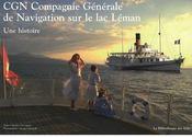 CGN ; compagnie générale de navigation - Intérieur - Format classique