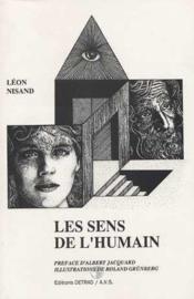 Les sens de l'humain - Couverture - Format classique