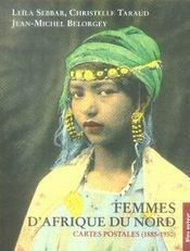 Femmes d'afrique du nord ; cartes postales (1885-1930) - Intérieur - Format classique