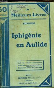 Iphigenie En Aulide - Couverture - Format classique