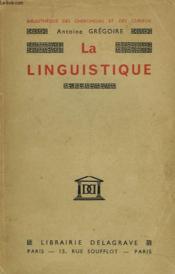La Luinguistique - Couverture - Format classique