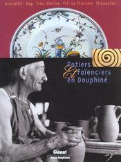 Potiers Et Faienciers En Dauphine - Intérieur - Format classique