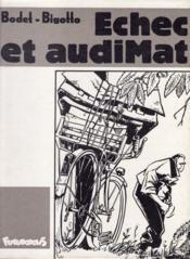 Echec Et Audimat - Couverture - Format classique