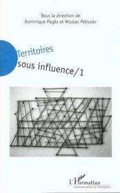 Territoires Sous Influence T.1 - Intérieur - Format classique