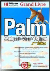 Grand livre palm - Intérieur - Format classique