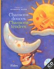 Chansons Douces Chansons Tendres - Intérieur - Format classique