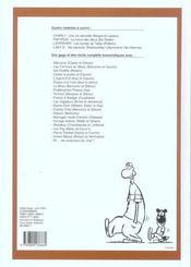 Recueil spirou t.280 - 4ème de couverture - Format classique