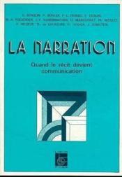 Narration - Couverture - Format classique