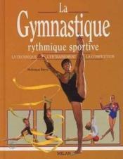 La gymnastique rythmique sportive - Couverture - Format classique
