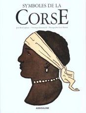 Symboles De La Corse - Intérieur - Format classique