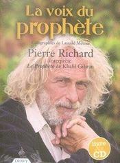 La voix du prophète - Intérieur - Format classique