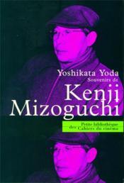Souvenirs de kenji mizoguchi - Couverture - Format classique