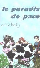 Le paradis de Paco - Intérieur - Format classique