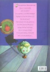 L'ombre de la sirène - 4ème de couverture - Format classique