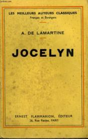 Jocelyn. - Couverture - Format classique