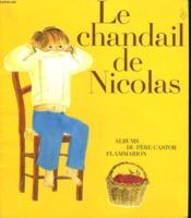 Le Chandail De Nicolas. Les Albums Du Pere Castor. - Couverture - Format classique