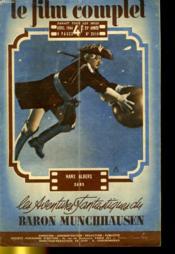 Le Film Complet N° 2614 - 23e Annee - Les Aventures Fatastiques Du Baron Munchhausen - Couverture - Format classique