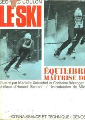 Le Ski - Couverture - Format classique