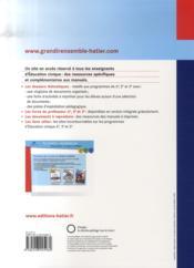 Éducation civique ; 6ème ; livre de l'élève (édition 2007) - 4ème de couverture - Format classique