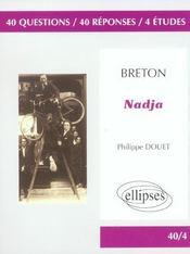 Breton Nadja - Intérieur - Format classique