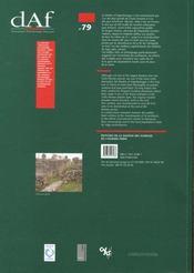 Le théâtre d'Argentomagus ; Saint-Marcel indre - 4ème de couverture - Format classique